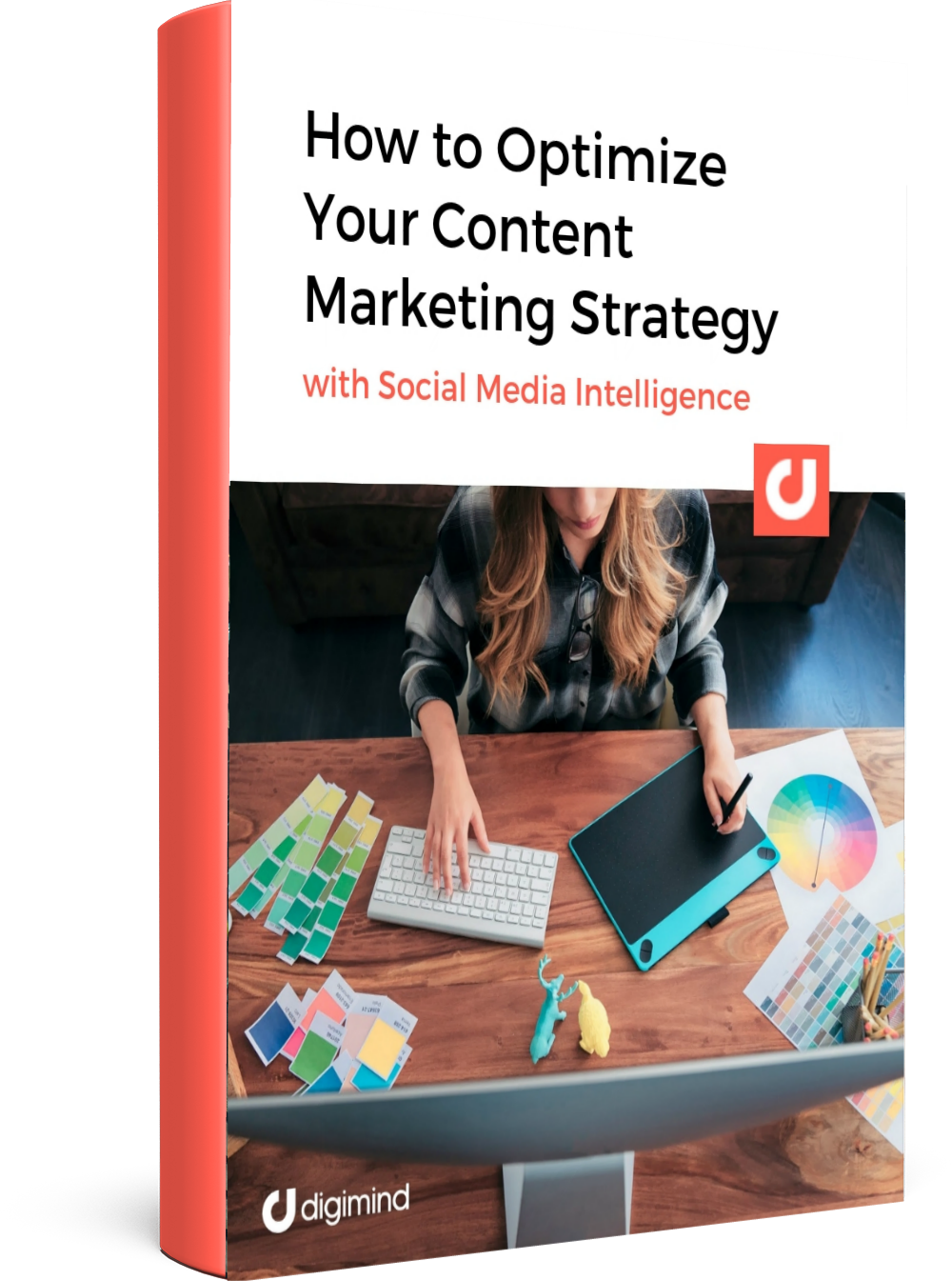 APAC - Content Marketing Strategy- 3D Cover