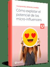 ES - Cómo explotar el potencial de los micro-influencers_3D BOOK