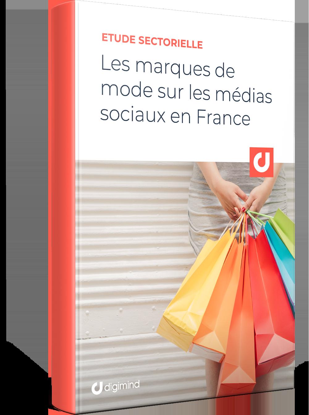 FR - Les marques de mode sur les médias sociaux en France_3D BOOK