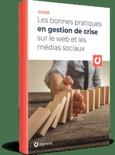 20 bonnes pratiques en gestion de crise sur le web et les médias sociaux