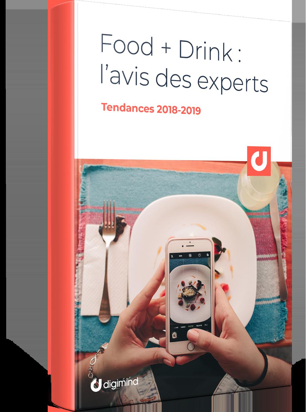 FR - Food Drink - l'avis des experts Tendances 2018-2019_3D BOOK