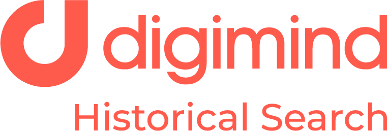 Digimind Historical Search